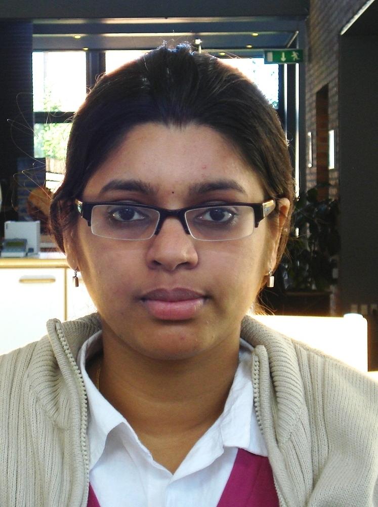 Chaithanya Vadri : Scientific Assistant