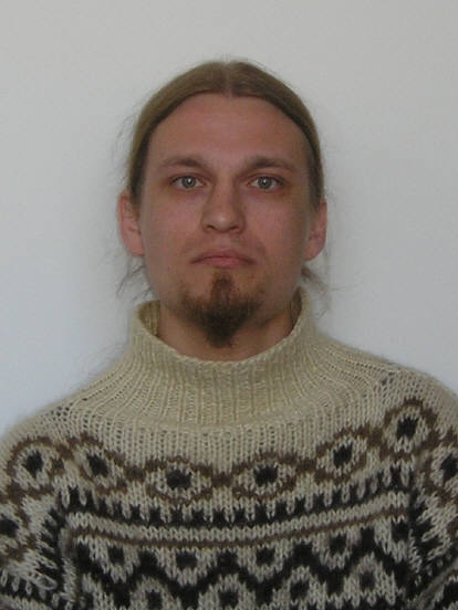 Thomas Vestdam : Assistant Professor
