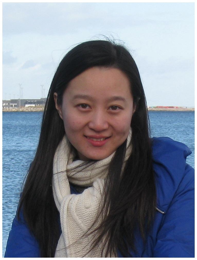Chenjuan Guo : Assistant Professor