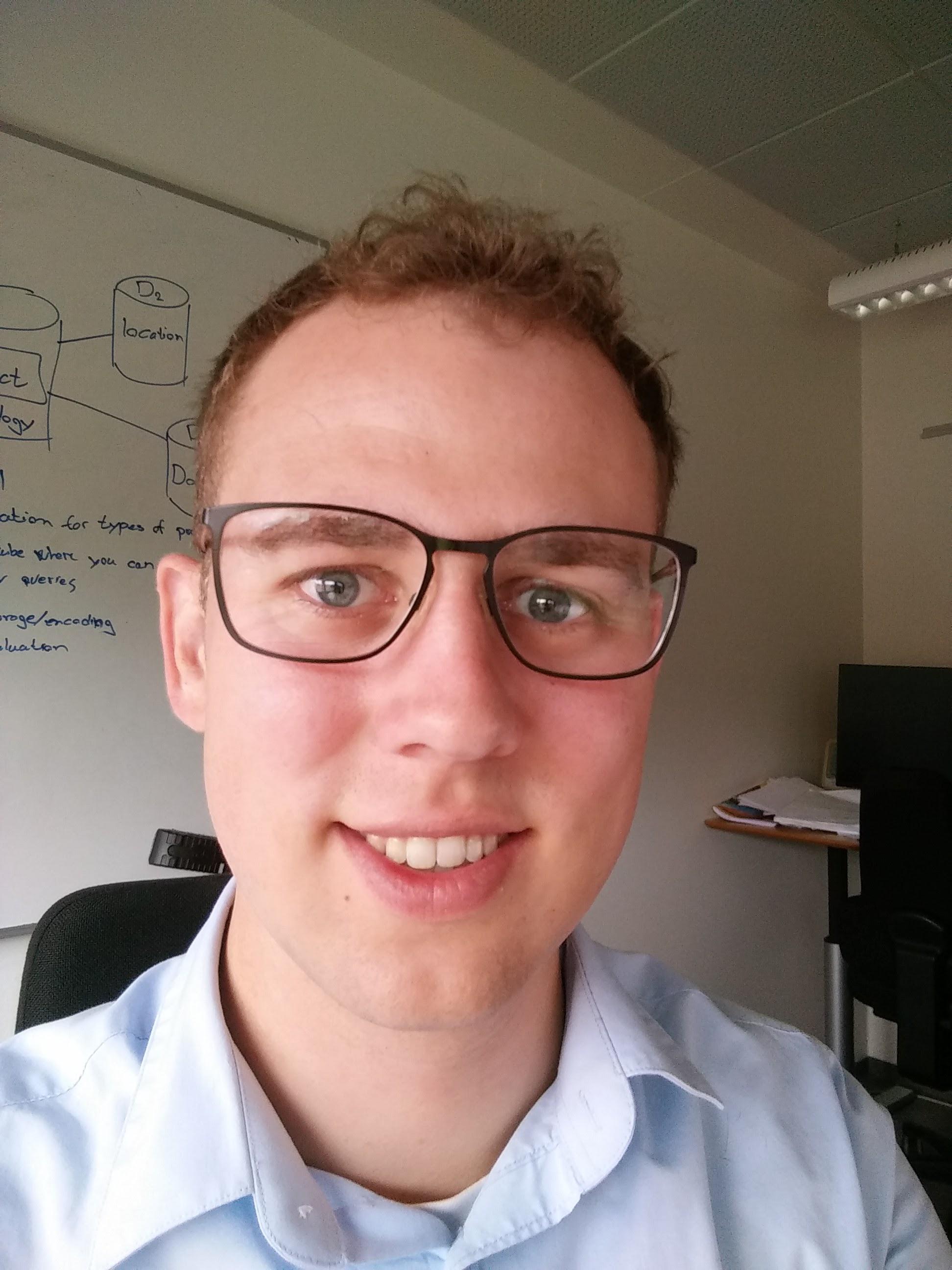 Kim Ahlstrøm Meyn Mathiassen : Ph.D. Candidate