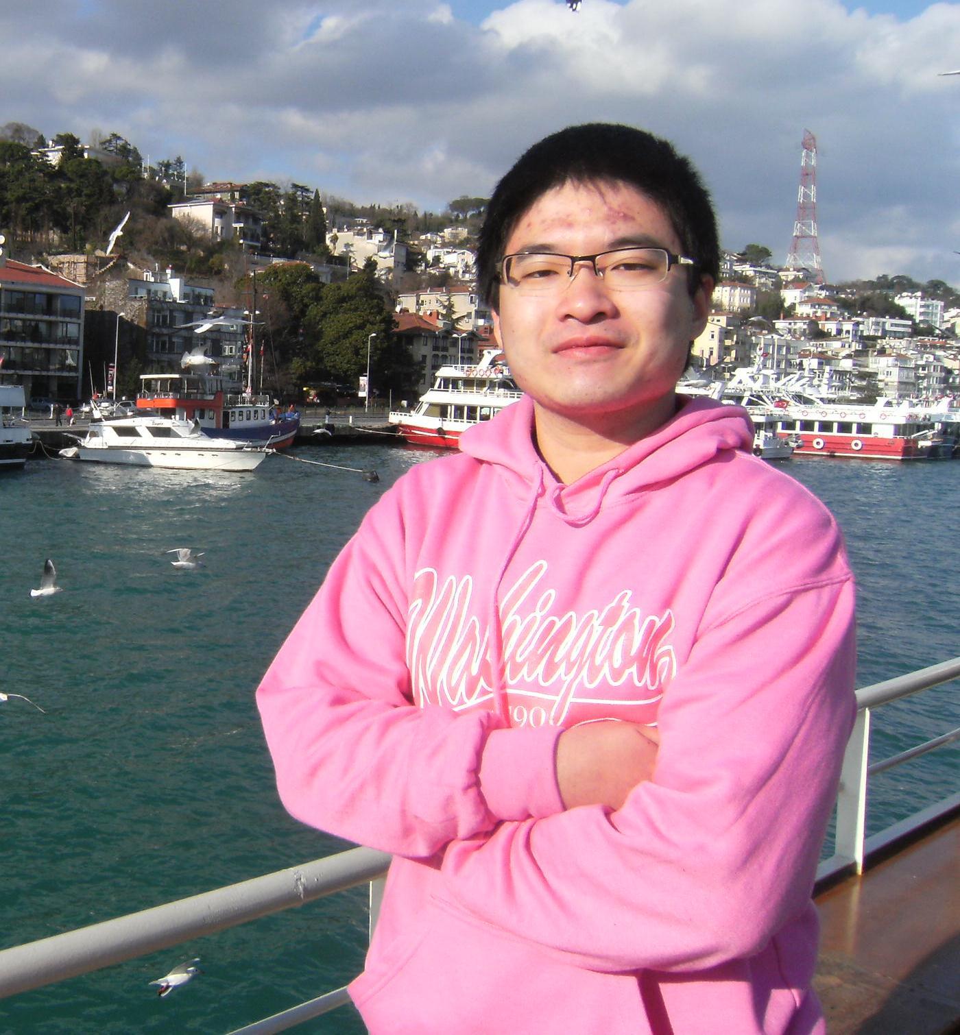Jinling Jiang : Ph.D. Candidate