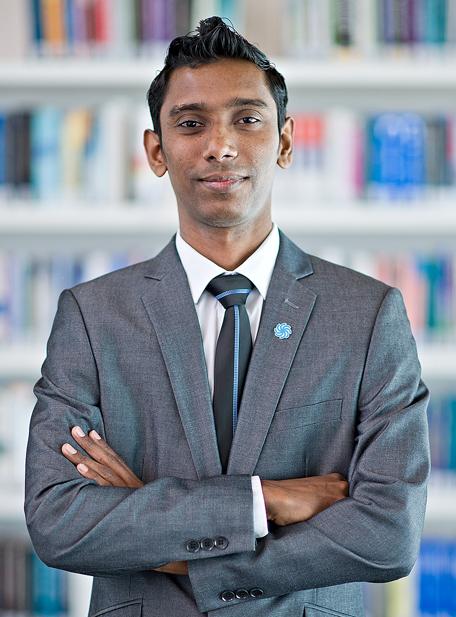 Kasun Perera : Ph.D. Candidate