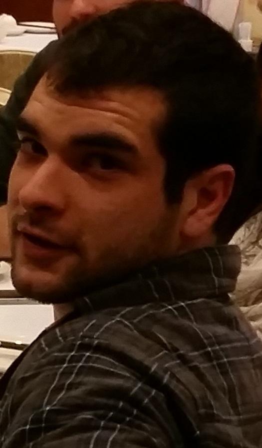 Dimitris Tsakalidis : Visiting Ph.D. Student