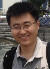 Jian Dai : Visiting Ph.D. Student