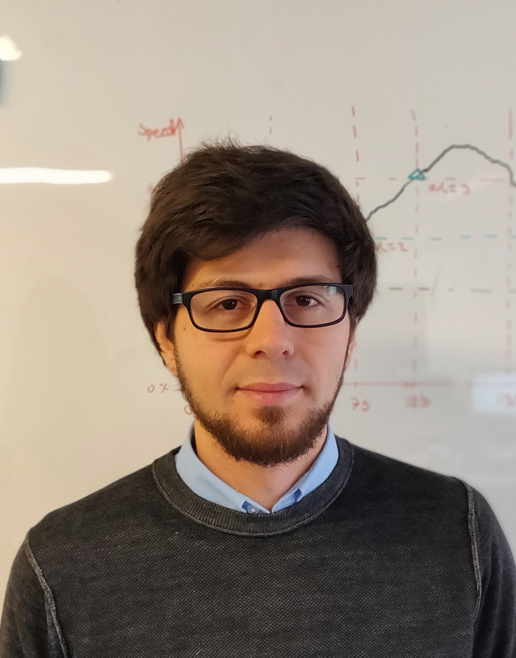 Matteo Lissandrini : Postdoc